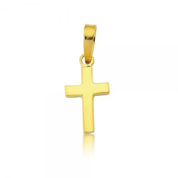 Anhänger Kreuz 333er Gold