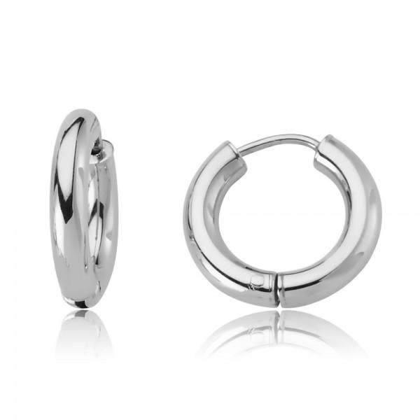 Creolen 925 Sterling Silber