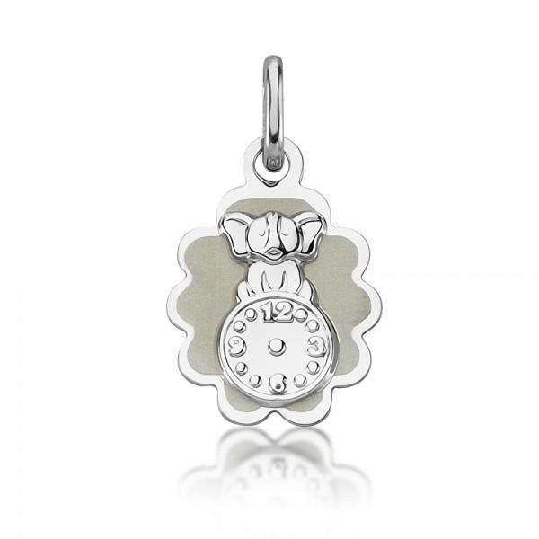 Anhänger Elefant 925 Sterling Silber