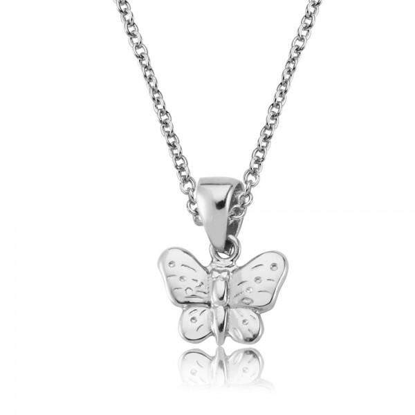 Anhänger Schmetterling 925 Sterling Silber