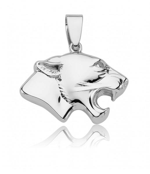 Anhänger Tiger 925 Sterling Silber