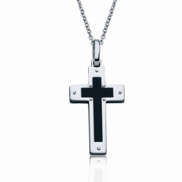 Anhänger Kreuz 925 Sterling Silber