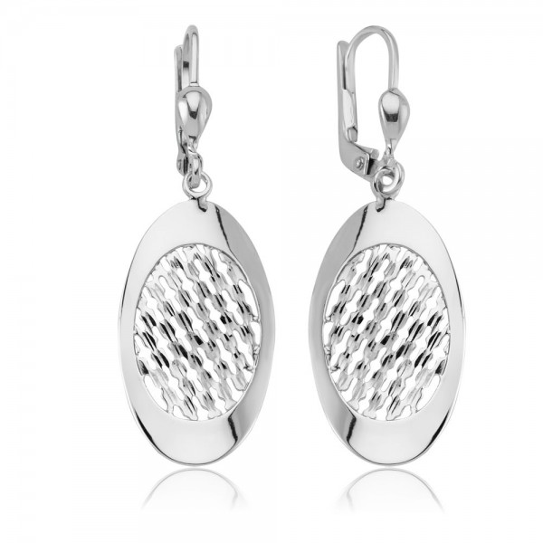 Ohrhänger 925 Silber Ohrringe