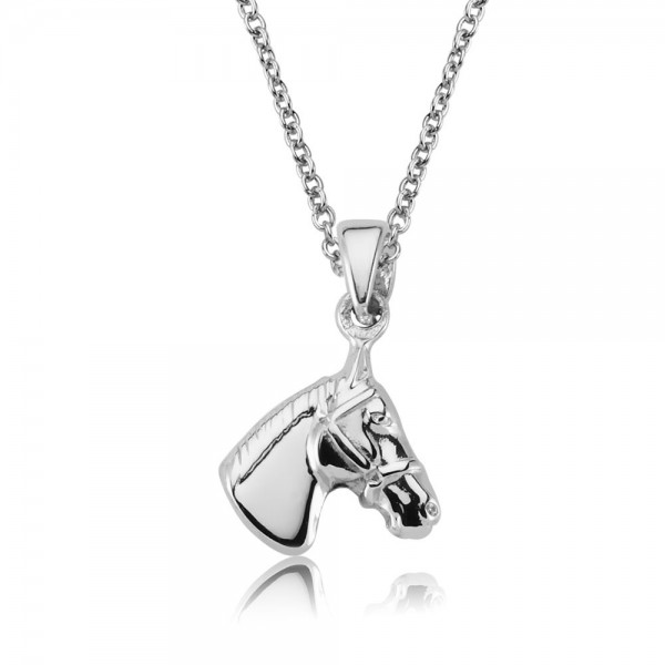 Anhänger Pferd 925 Sterling Silber