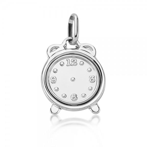 Anhänger Uhr 925 Sterling Silber