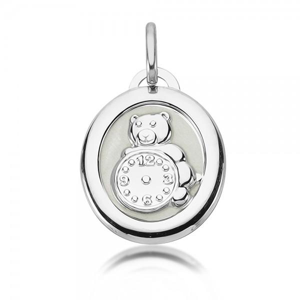 Anhänger Teddybär 925 Sterling Silber