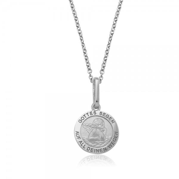 Anhänger Schutzengel 925 Sterling Silber